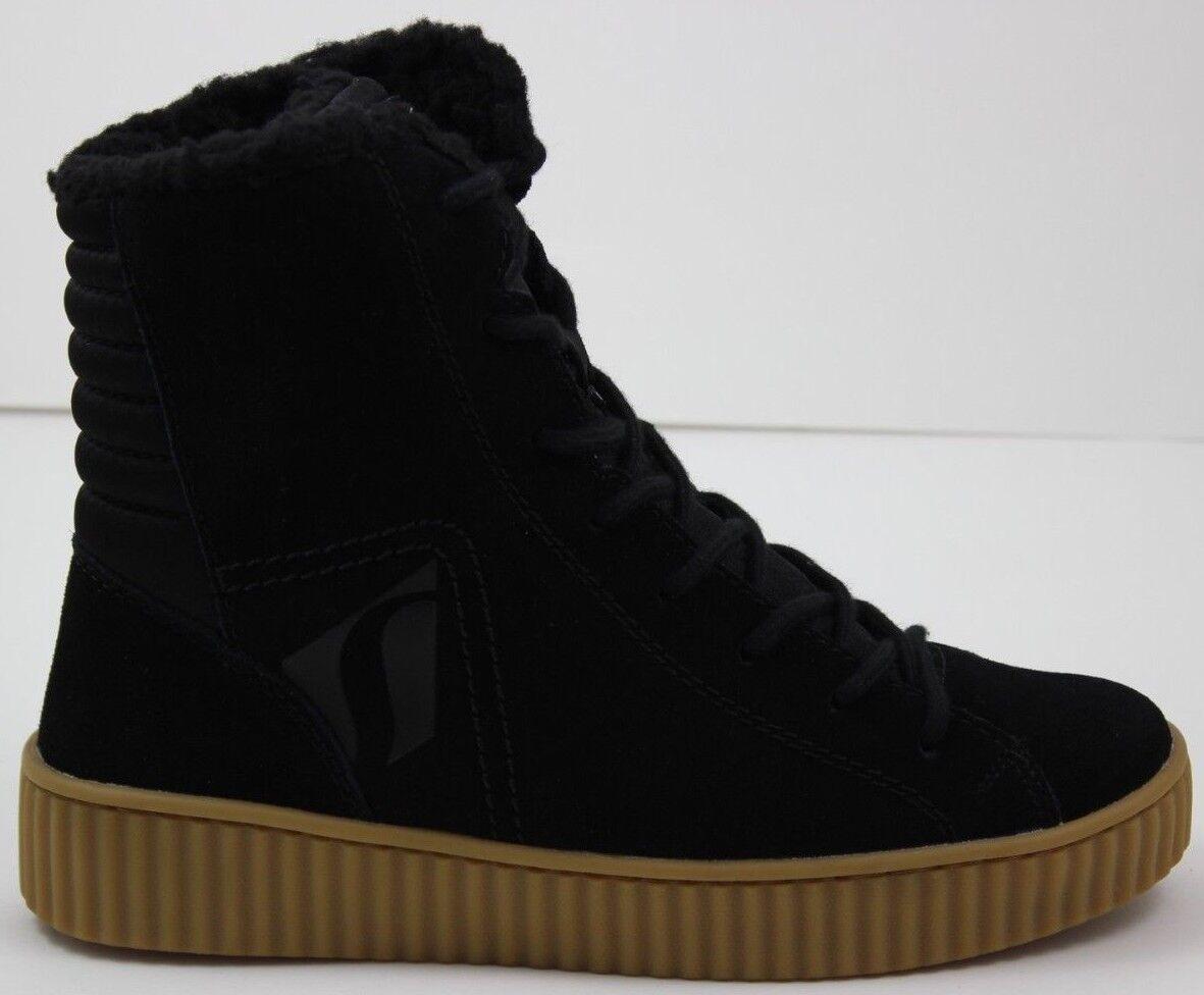 Skechers Street Women's Mila-GROWING GROOVY 73670 Black Brand New