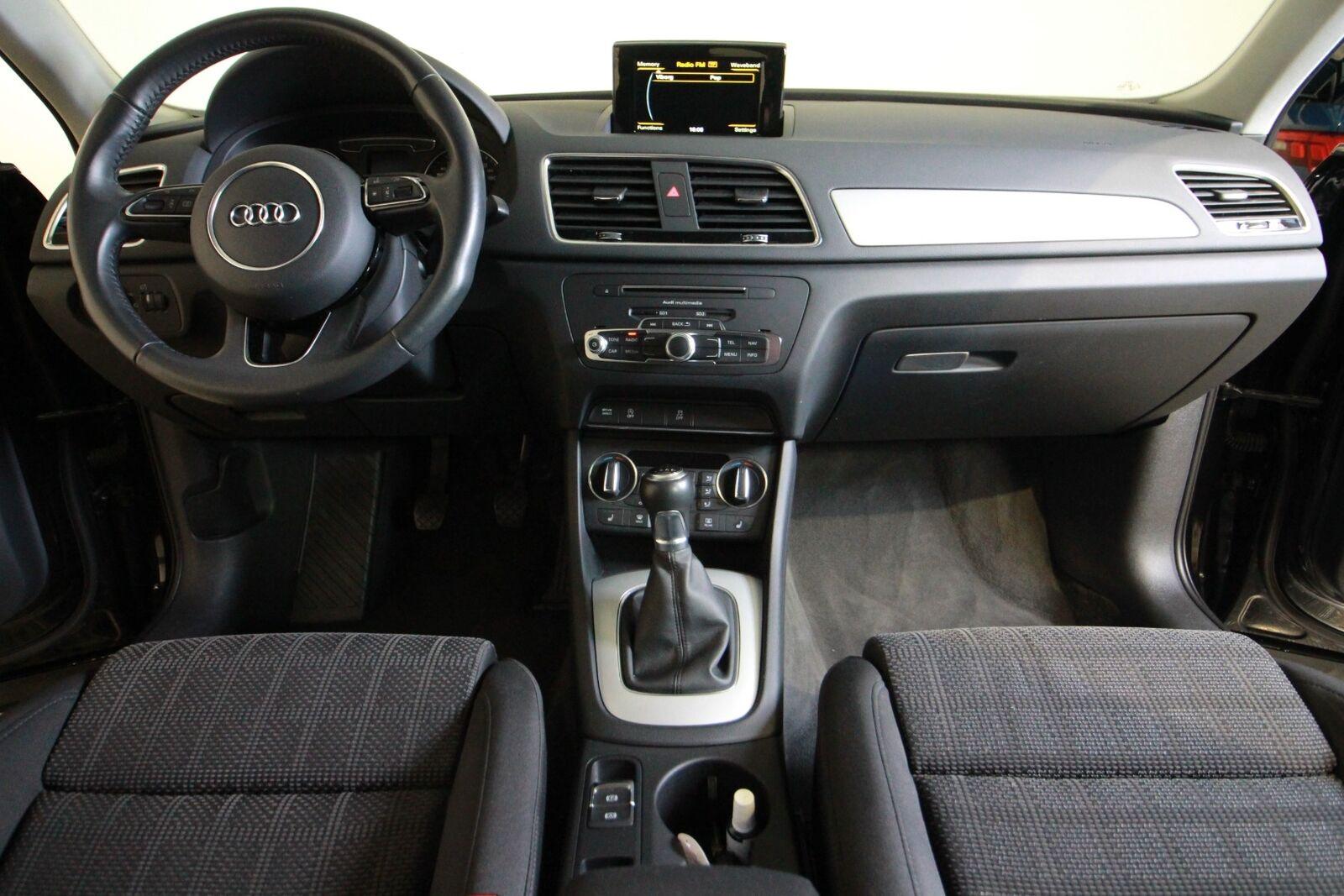 Audi Q3 TDi 150 Sport