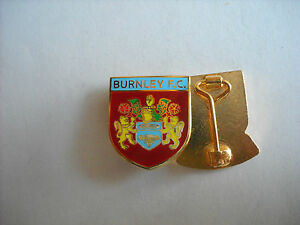 Details About B5 Burnley Fc Club Brooch Football Football Pins Fussball England England