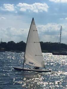 Intensitysails Mk2 Standard Rig Laser Sail New Radial