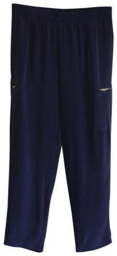 larghi Blu P Tp Pant Sz seta di Pj Pantalone Navy Theory Xs Fit xZdw0Aq60