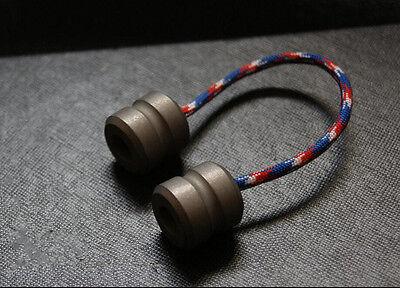 Handmade Begleri EDC Parachute Cord Tool Lanyard Bead pendant