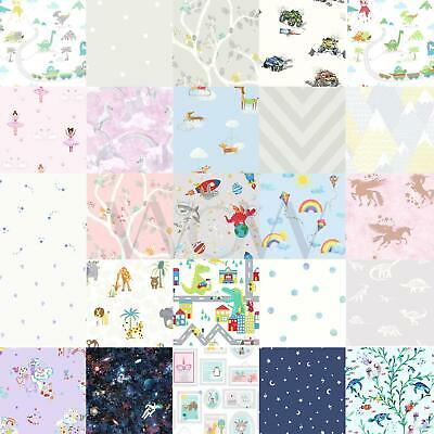 Kids Paper By Holden Woodland Adventure Grey 12491