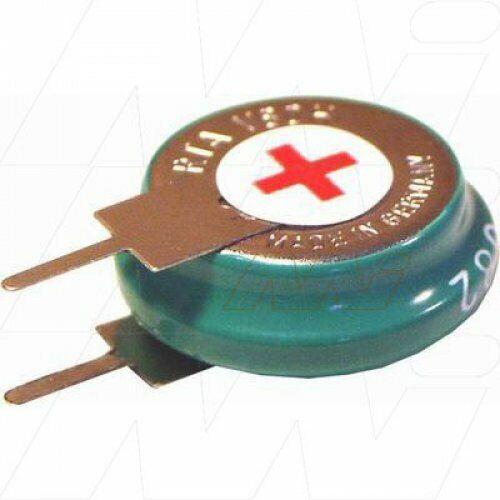 1/V80H S+S- Button Cell for Memory Back Up (MBU)