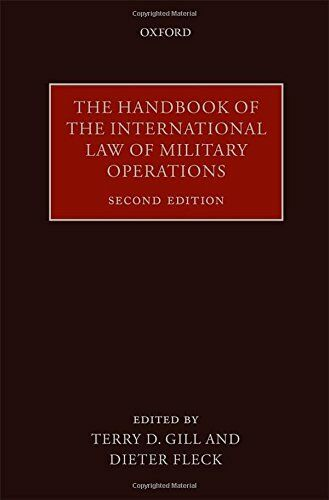 1 of 1 - The Handbook of the International Law of Military Operations, , Acceptable condi