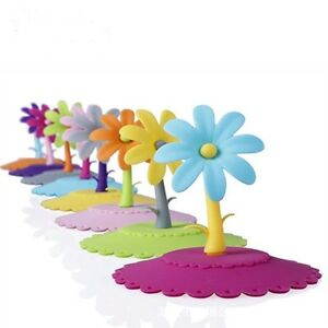 Lovely-Hot-Colorful-Flower-Silicone-Dustproof-Cup-Lid-Leakproof-Cup-Cover