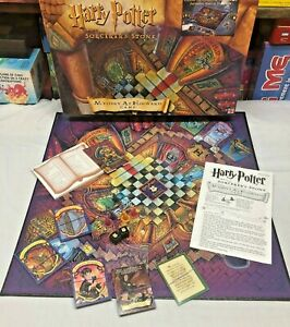 2000-Harry-Potter-And-The-Sorcerer-039-s-Stone-Game-Replacement-Parts-Your-Choice