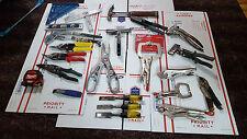 Milwaukee, Wiss, Malco Tools Sheet Metal TOOLS, Fabrication tools