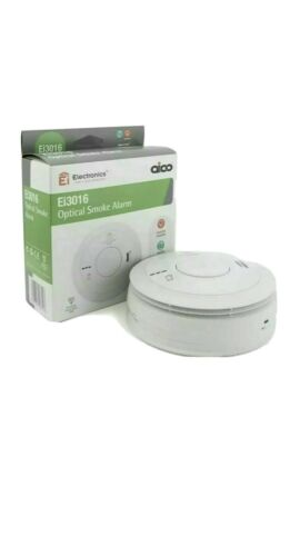 4 X Aico Ei3016 Optical Smoke Alarm Goes Back To £115 In 12 Hrs