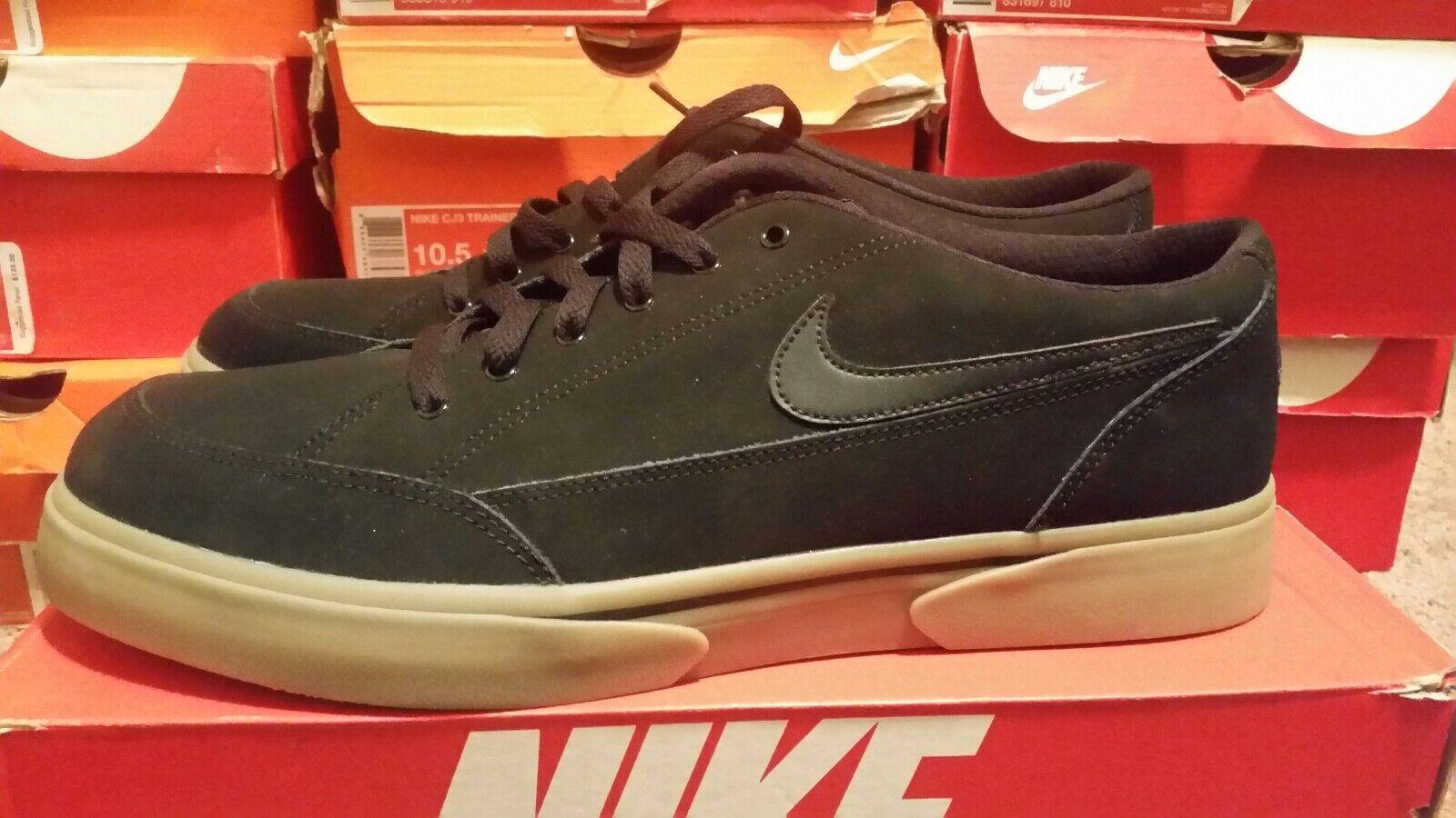 Nike GTS '16 Nubuck Men's Tennis shoes 844809-003 Size 12