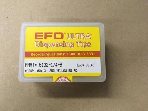 dispensing needle EFD 5132-1//4-B 1000pcs brand new Nordson EFD tips