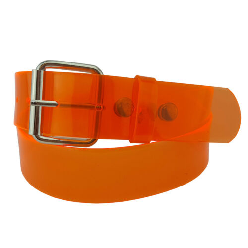 Fun Candy Color Jelly Belt