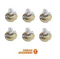 6 Osram Instrument Panel Light Bulb Bmw Mercedes Porsche 910141 000000