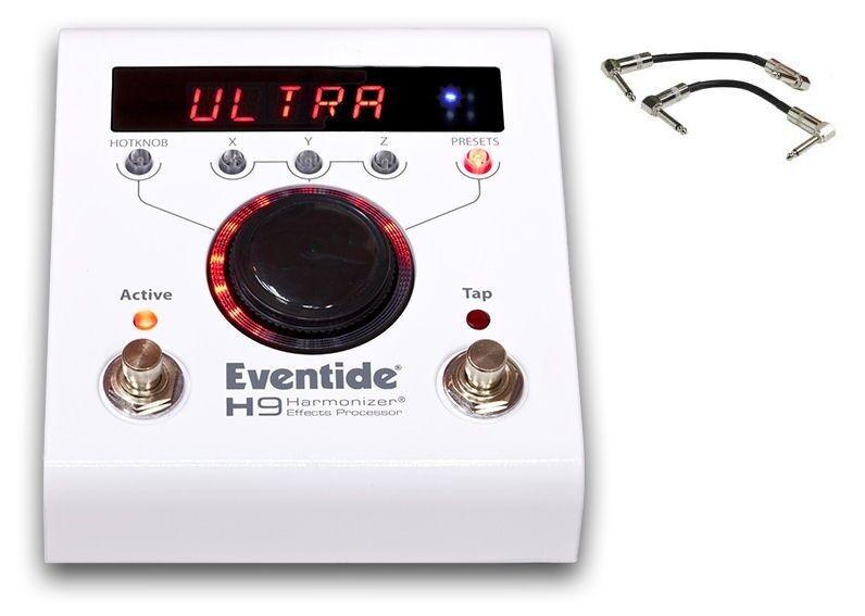 Eventide H9 Harmonizer 2 FREIE PATCH CABLES BRAND NEU FREIE Priorität S&H in US