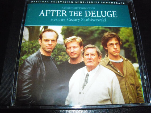 After The Deluge TV Mini-series Soundtrack CD Music By Cezary Skubiszewski - New