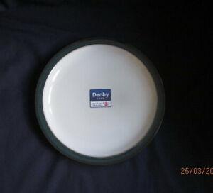 DENBY-GREENWICH-DESSERT-SALAD-MEDIUM-PLATE-BRAND-NEW-WITH-LABELS-22cm