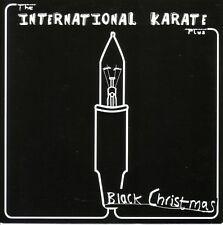 "INTERNATIONAL KARATE PLUS - BLACK CHRISTMAS - 7"" VINYL SINGLE"