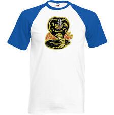 af832175 Cobra Kai Mens Funny Karate Kid Inspired T-Shirt Mr. Kesuke Miyagi Martial  Arts