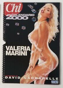 Calendario Valeria Marini.Dettagli Su Calendario C H I Valeria Marini 2000 Foto Di D Lachapelle Nuova Mai Usato