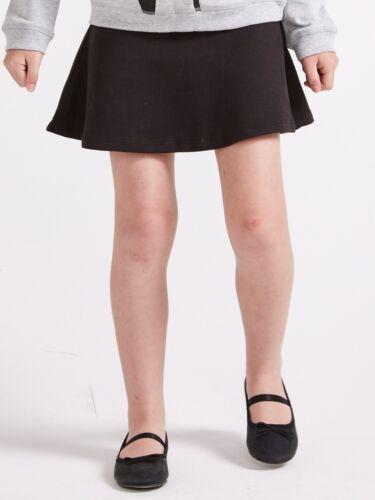 STARK REDUZIERT Mädchen  Minirock schwarz Röcke Faltenrock kurz 98-128