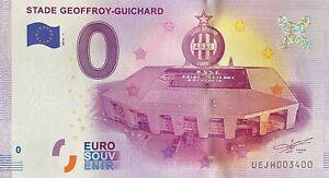 BILLET-0-EURO-STADE-GEOFFROY-GUICHARD-FRANCE-2016-NUMERO-3400