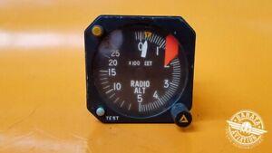 Collins-339H-1-Radio-Altitude-Indicator-P-N-522-4114-003