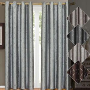 Jacquard Window Curtain D