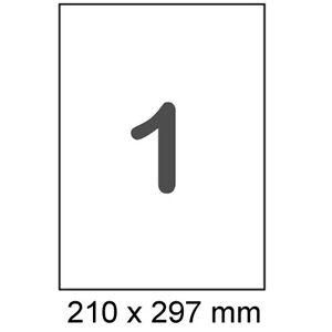25-Etiketten-DIN-A4-selbstklebendes-Papier-210x297mm-Format-wie-Herma-5065-8637