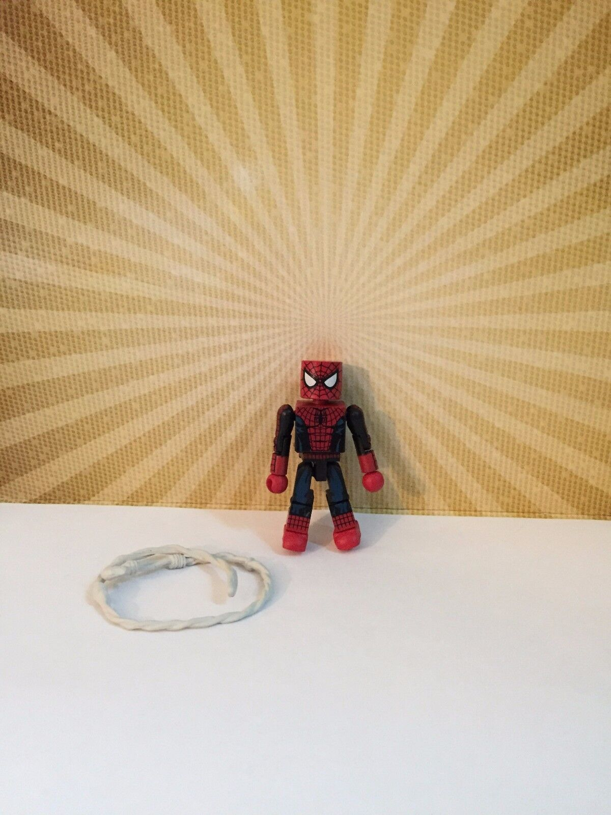 Marvel Minimates TRU Heroic Age Age Age Spider-Man Exclusive CHEAP Intl Ship 87cbd2
