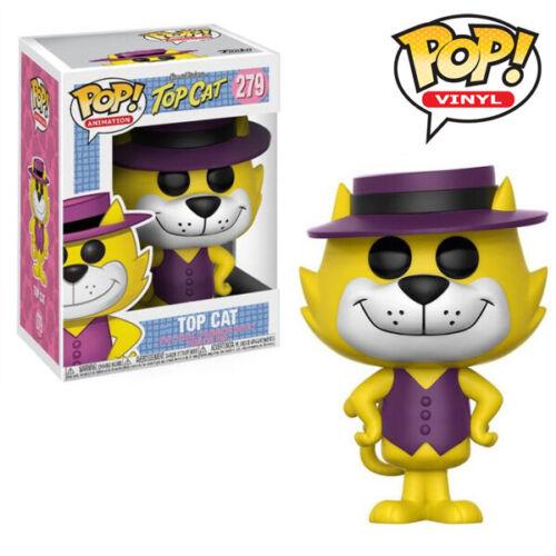 Top Cat Hanna Barbera Official Funko Pop Vinyl Figure Collectables