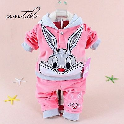 Baby girls brand sets children Hooede pants clothes suits,tracksuit