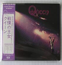 QUEEN - Queen REMASTERED JAPAN MINI LP CD NEU RAR! TOCP-67341