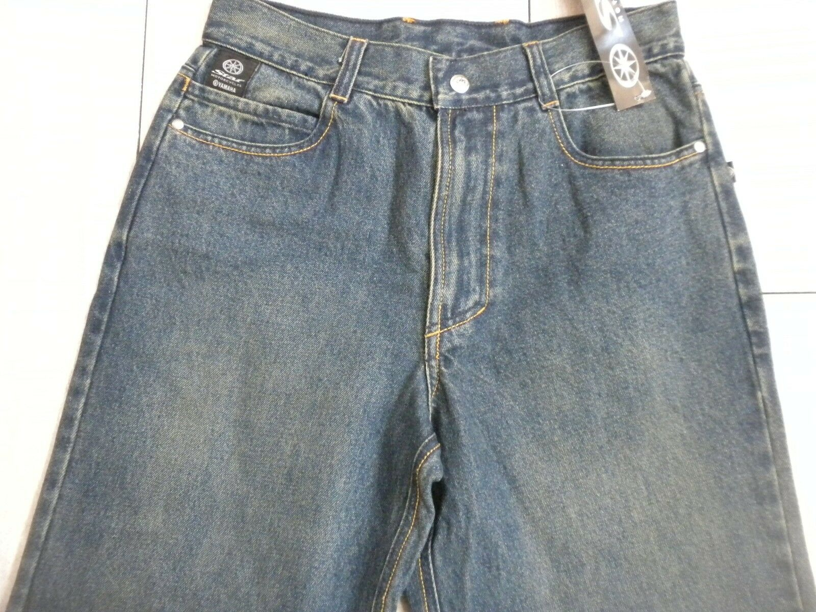 STAR Motorcycles Men's bluee Jeans Denim Size 30 waist                 ID