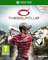Microsoft Xbox - One Xbone Spiel The Golf Club Premium Edition Neunew