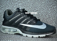 Nike Air Max Excellerate 4 806770-010 Black White Dark Grey Mens Running Shoes