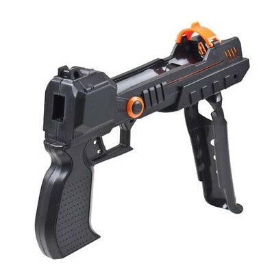 Precision Shot Hand Gun PS Move Motion Controller for Sony PS3 Shooting Game