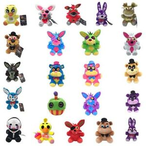 Five-Nights-at-Freddy-039-s-FNAF-Horror-Game-Plush-Doll-Kids-Plush-Toy-7-034-Christmas
