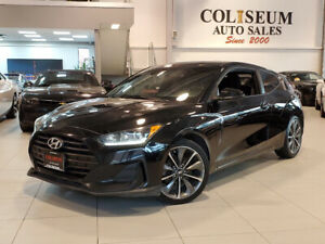 2019 Hyundai Veloster GL-AUTOMATIC-APPLE CARPLAY-ANDROID AUTO-ONLY 90KM