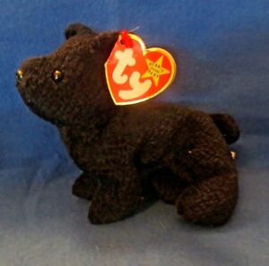 841de9c6a92 Ty Beanie Baby Scottie 4th Generation Hang Tag 3rd Generation Tush ...