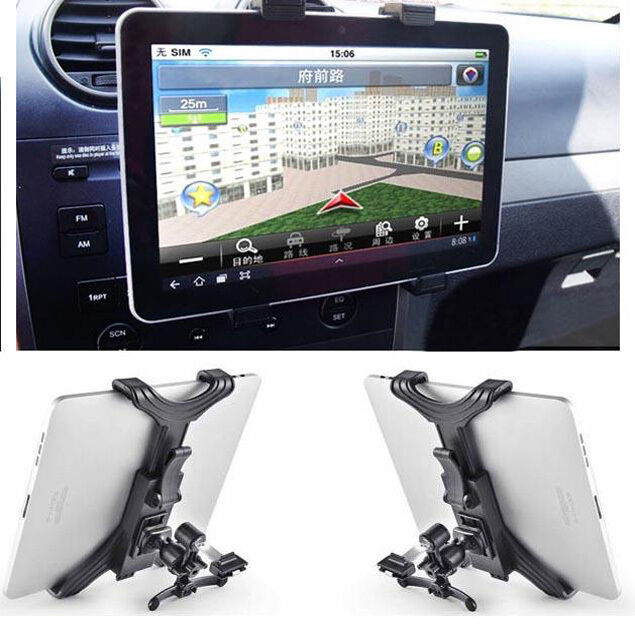 Universal Tablet Holder Car Suction Vent Dash Car Holder for iPad Air