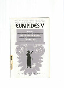 The-Complete-Greek-Tragedies-Vol-5-by-Euripides-1969-Paperback