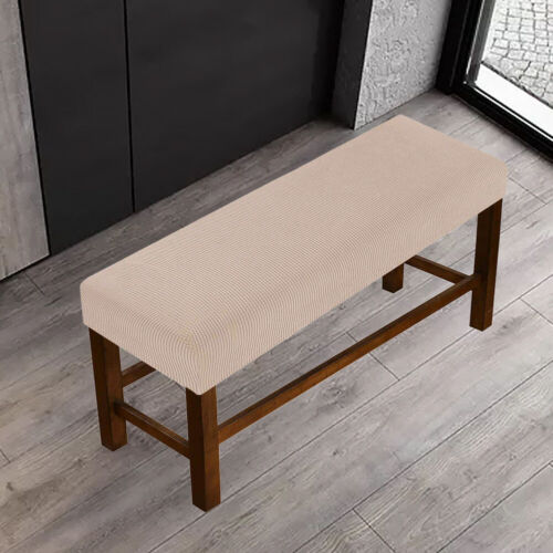 Furniture Protective Elastic Home Full Coverage Dining Room Stylish Bench Cover