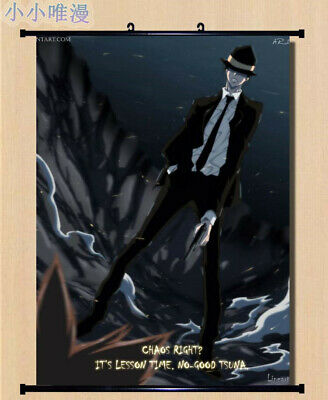 4662 Katekyo Hitman REBORN Decor Poster Wall Scroll cosplay