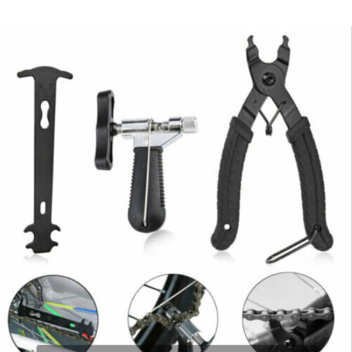 Bike Bicycle Open Close Chain Magic Buckle Repair Removal Tool Master Link Plier