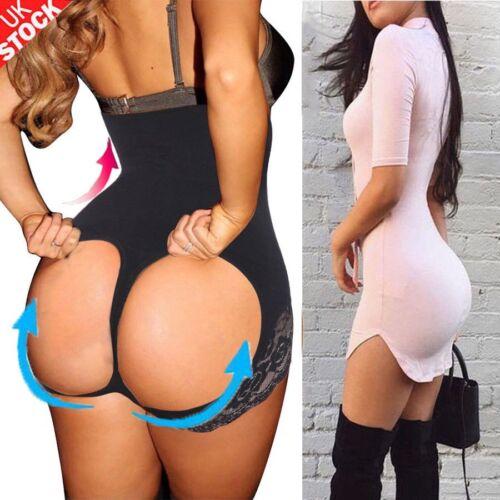 Women Butt Booty Lifter Shaper Bum Lift Pants Buttocks Enhancer Boyshorts Briefs