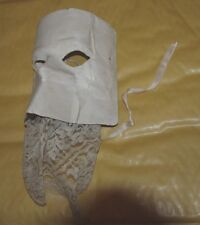 Venezia Inizi XX Secolo, Antica Maschera Cartapesta Antiquariato