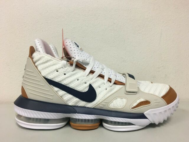 Nike Lebron XVI Air Trainer Men/'s Basketball Shoes White Sneakers 2019 CD7089