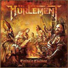 HÜRLEMENT - Terreur Et Tourment *LIM.BLACK VINYL*500*HEAVY/SPEED METAL*SORTILEGE