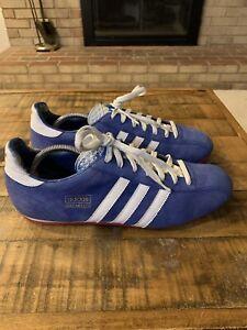 Adidas Originals US 12 UK 11.5 47 2/3 Gerd Muller Mens Suede ...