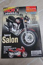MOTO JOURNAL 1152 KTM 125 SX 250 YAMAHA TRX 850 BIMOTA Mantra Muz cobra 1994